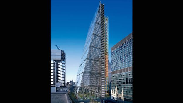 Gedung gedung di dunia yang patut di lirik di 2014