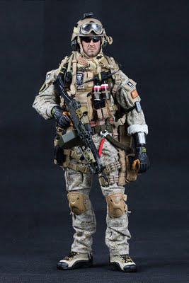 Special Team 6 : Team Elite Dalam Pasukan Elite Navy Seal.