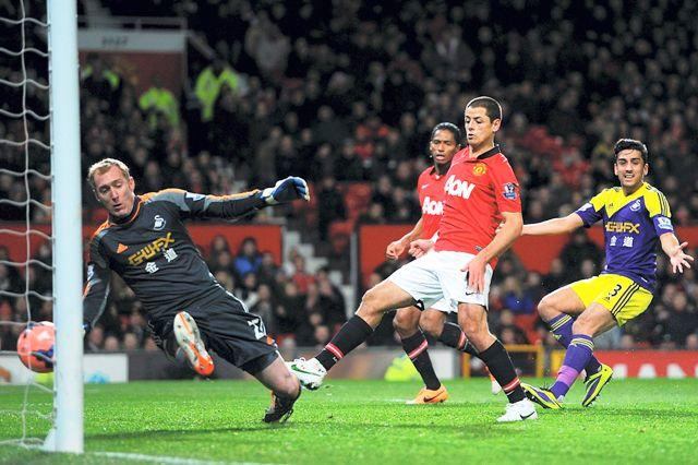Raport Pemain : Manchester United 1 vs 2 Swansea City - FA Cup Third Round