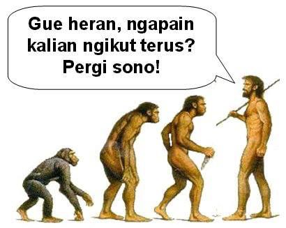 INI PENYEBAB TEORI EVOLUSI DITOLAK GAN