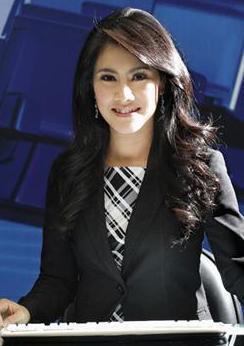 7 News Presenter Wanita Stasiun TV Indonesia