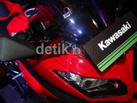 Kawasaki Siapkan Ninja 250 cc 1 Silinder?