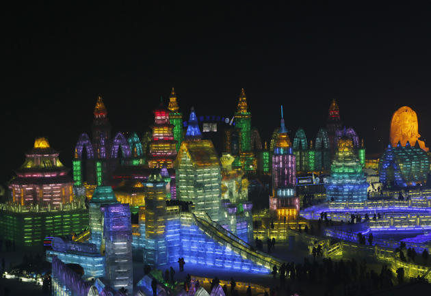 KEREN !!!!! Festival ES di China Gan