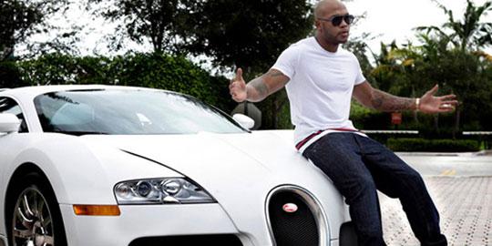Inilah 10 Rapper penggila Mobil Mewah di Dunia