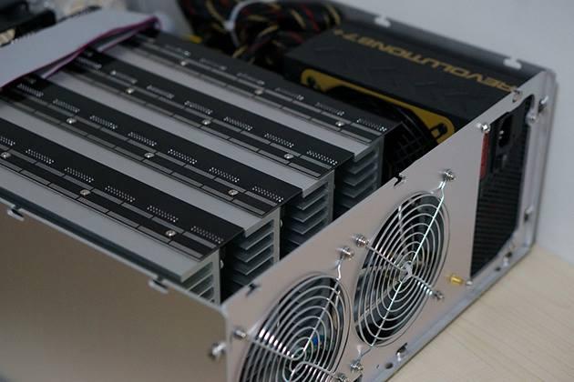 Bitcoin Mining Machine