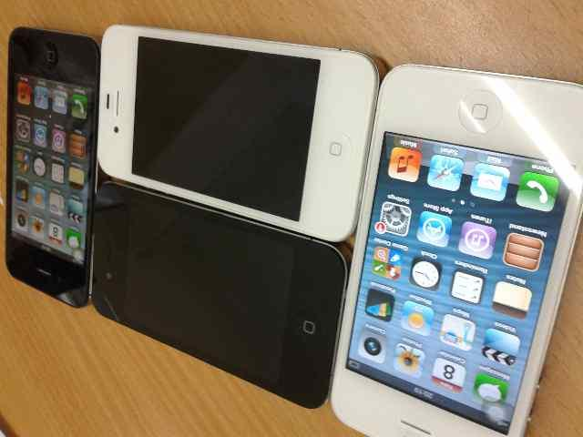 Muraaah iPhone4 CDMA 8gb 16gb Black White Inject Smartfren ( solo - jogja )