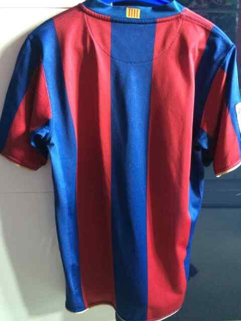 0d5f19f7046 Terjual WTS Jersey Barcelona/Barca home 2007-2008 XLB ORIGINAL | KASKUS