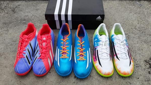 HOT Sepatu Futsal NEW Adidas F50 Adizero iii Purple Red  Ungu Merah Lionel  Messi 10 518c3d856add2