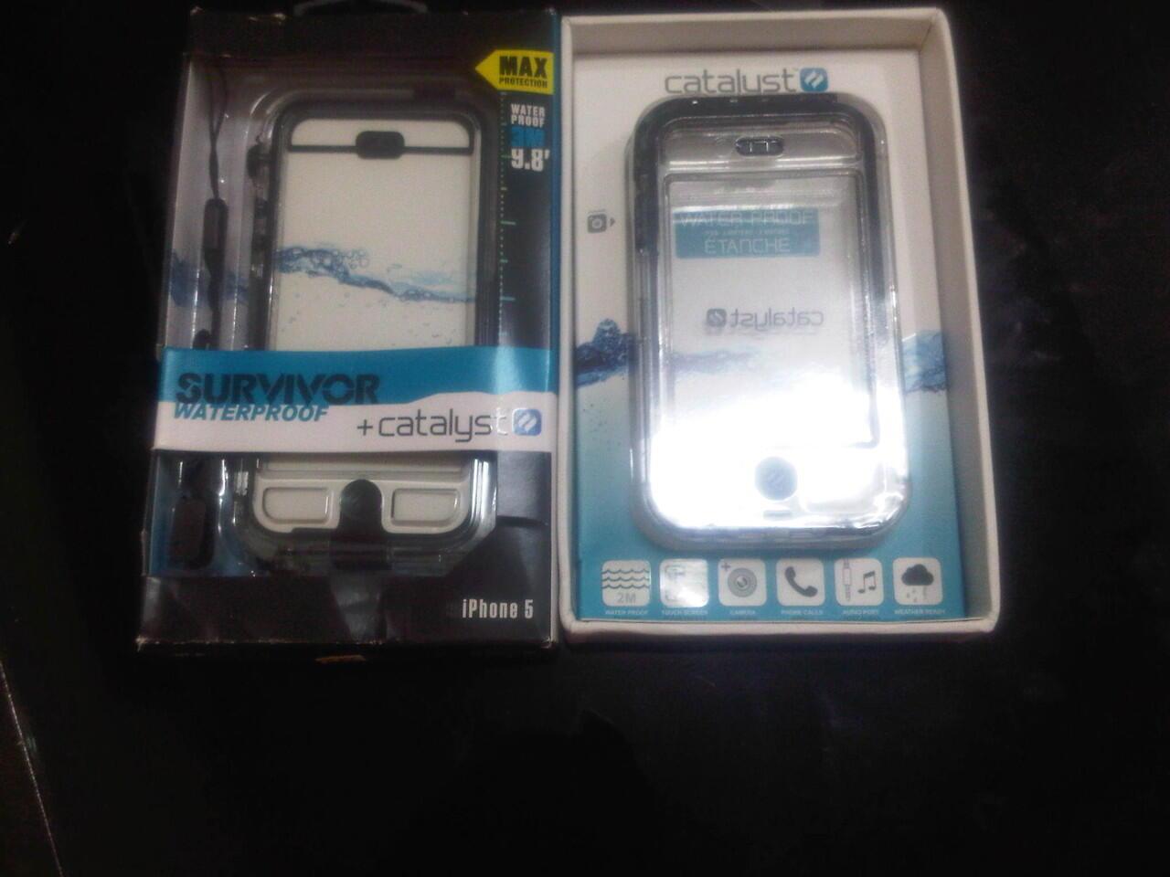 Grifin Survivor Catalys Waterproof for iPhone 4/5
