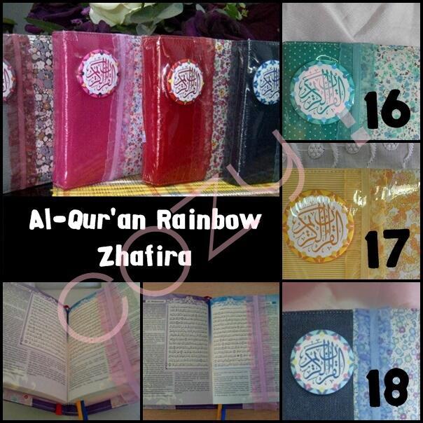 AL_QUR-AN RAINBOW ZHAFIRA