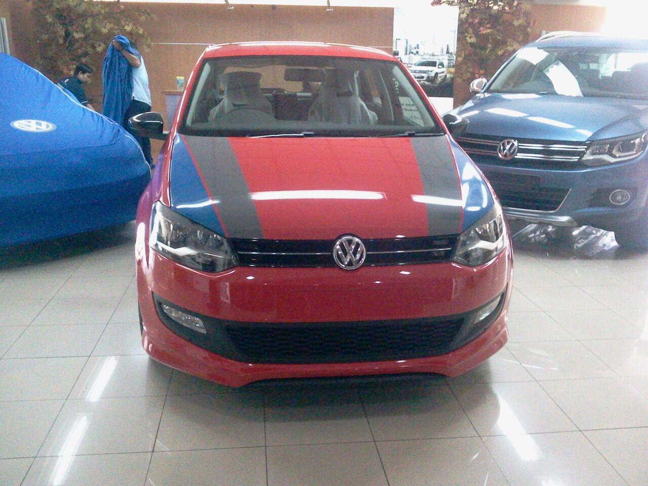 VW POLO 1.4 MPI DAN WRC LOOK