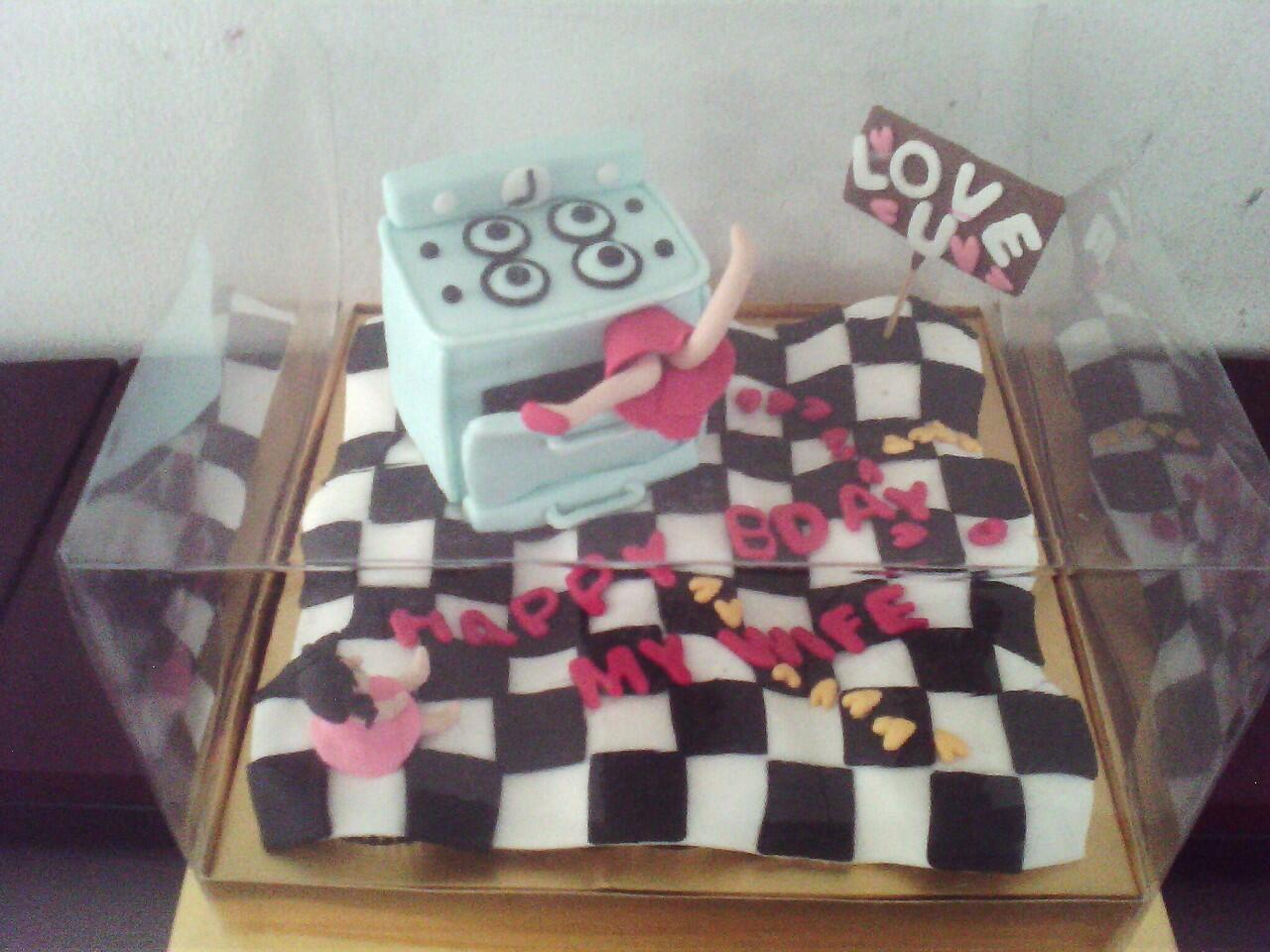 failed birthday cake --- dijamin tidak repost krn dari toko kue di indonesia