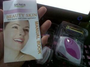 Skiner beauty set Jaco Asli