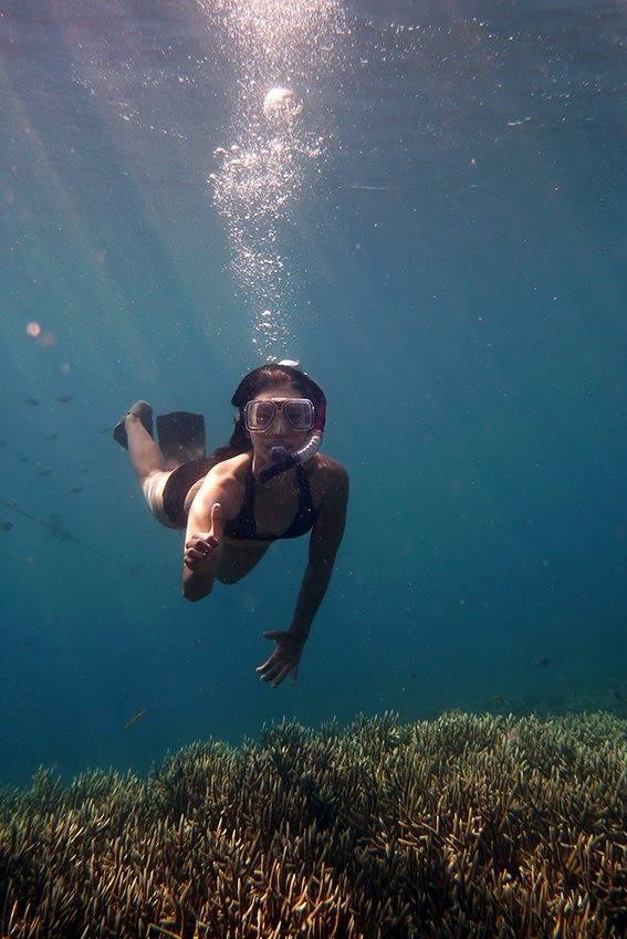 Program Latihan Snorkeling & Nyelam Bebas di Laut Krakatau