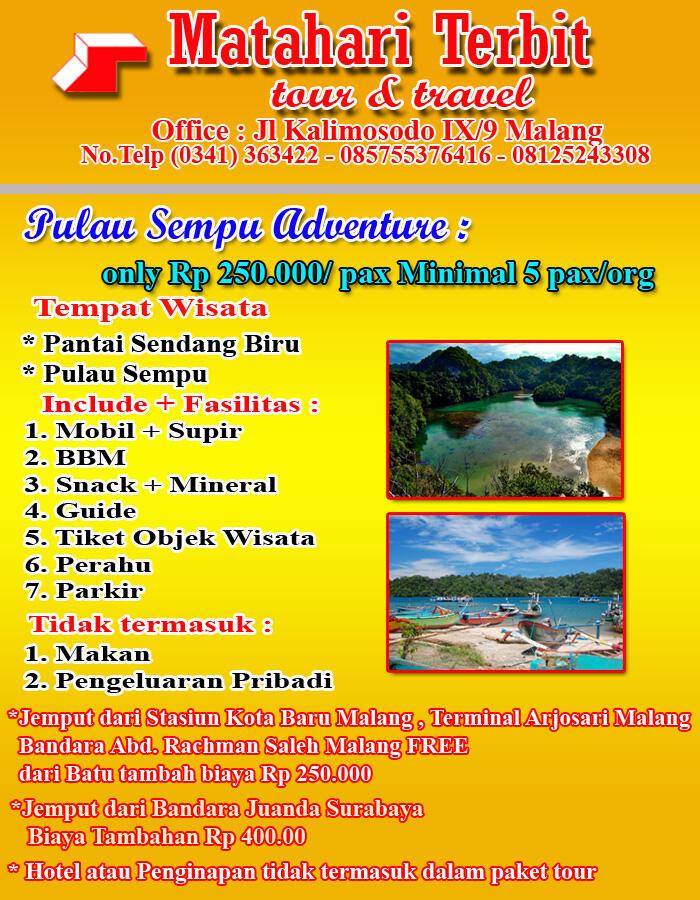 Paket Tour Pariwisata & Umroh