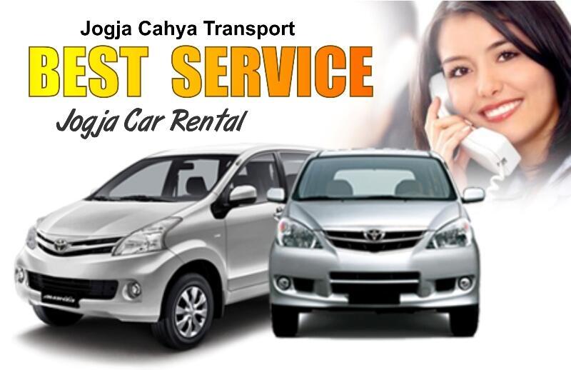 Harga Rental Mobil Jogja Murah dari CahyaTransport dan Rental