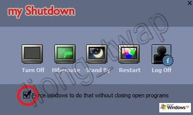 Cara set timer PC untuk shutdown otomatis tanpa software tambahan (Windows only)