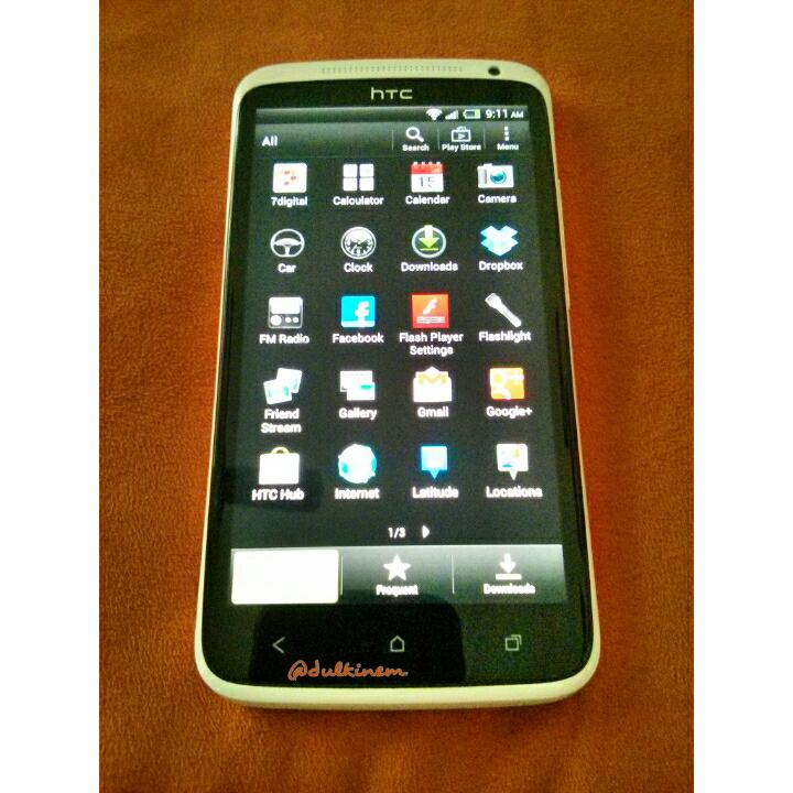 HTC One X putih batangan murah memuaskan