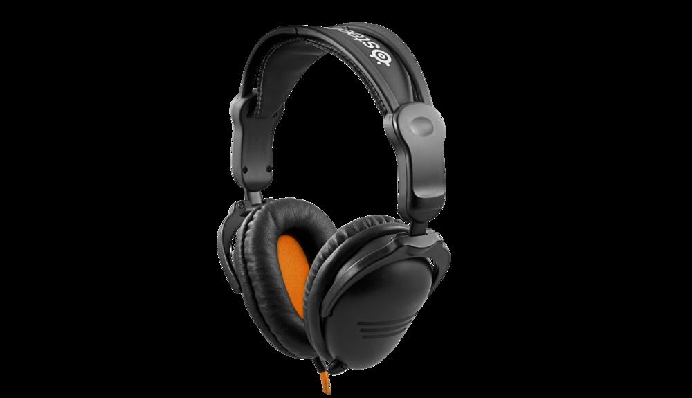 Headset Steelseries Siberia V2, Diablo 3, Navi, 3HV2, frost blue, Heat orange, Dota 2