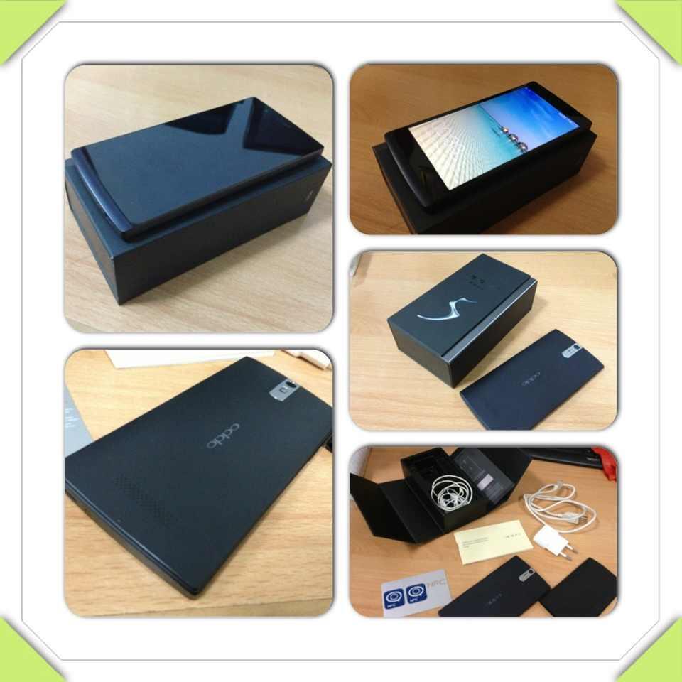OPPO FIND 5 32GB x909. Midnight Black..Fullset.. Like new !!!..Jual BU.. murahhh.
