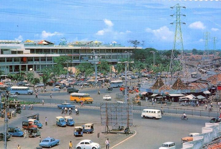 Foto Foto Suasana Jakarta Di Era 1962 1982 Kaskus