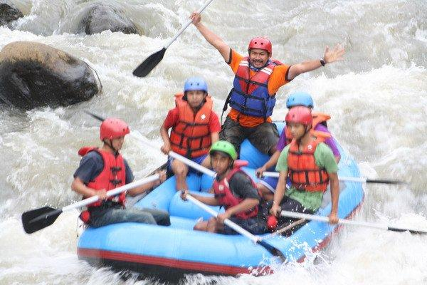 Ciwidey Rafting and Outbound