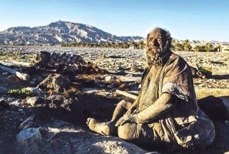 Manusia Terkotor di Dunia, Tidak Mandi Selama 60 Tahun