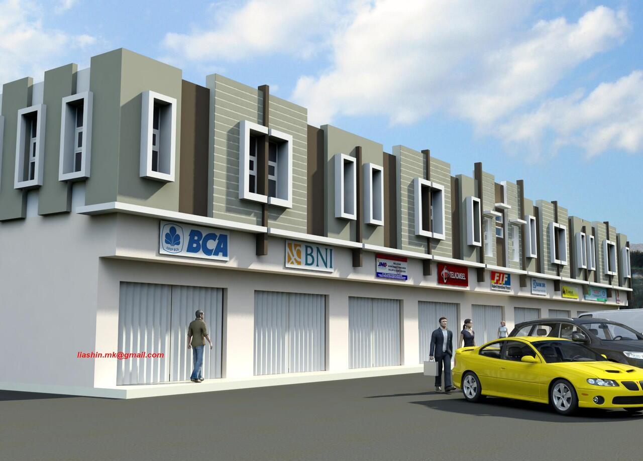 Terjual Jasa Desain Gambar Bangunan, Rumah, Ruko, Kantor