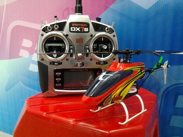 SPEKTRUM Dx7s Transmitter Muluuss