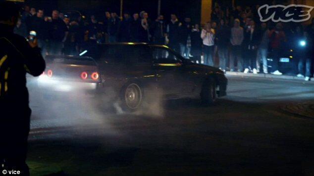 Inilah Fast and Furious Dalam Dunia Nyata !