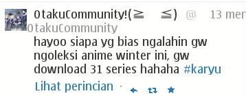 "[REPLY] TRIT ""Stop Trit Anime Jadi HT"""