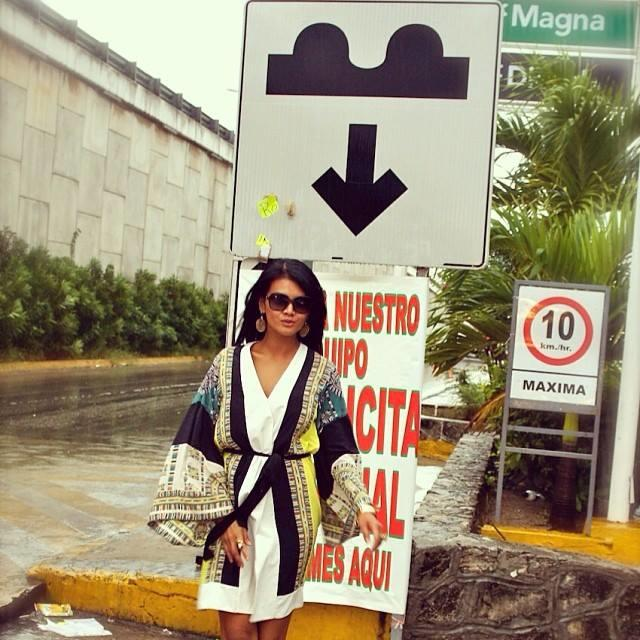 INI FOTO FARAH QUINN DI MEKSIKO YANG BIKIN HEBOH DI FACEBOOK