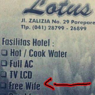 Gan.. mampir ke hotel ini... Jaminan asik....