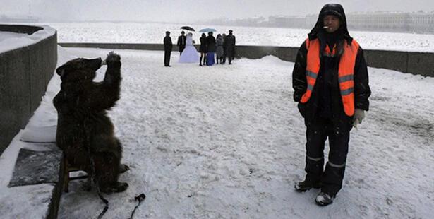 Rusia Adalah Tempat Paling Gila di Dunia, Foto-Foto Ini Buktinya!