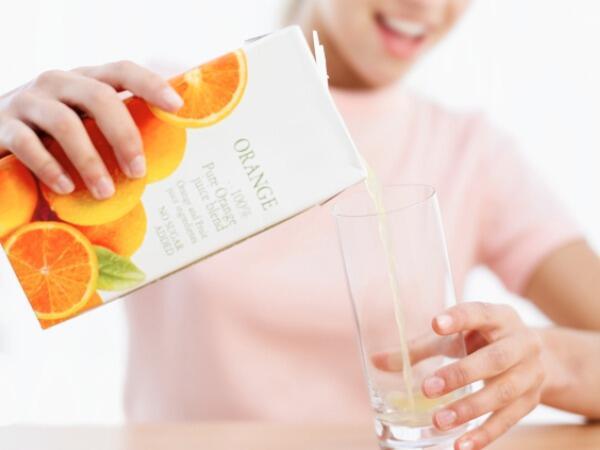 Buat Kaskuser Yang Suka Minum Jus Kemasan, Baca Ini!!!