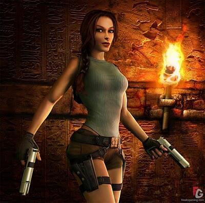 10 Karakter wanita yang paling berpengaruh di dunia game