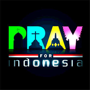 Pray For Indonesia