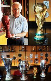 Sejarah Tropy Piala Dunia
