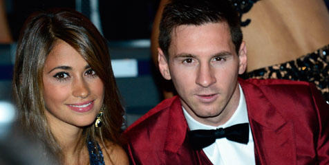 Selera Fashion Messi Jadi Bahan Lelucon di Spanyol
