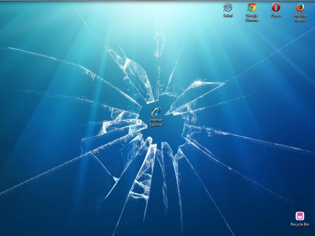 waduhh!! ini nasib internet explorer di komputer gw bray!! parah!!