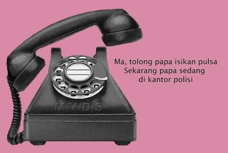 Agan pernah Jadi Korban Penipuan Lewat Telepon???