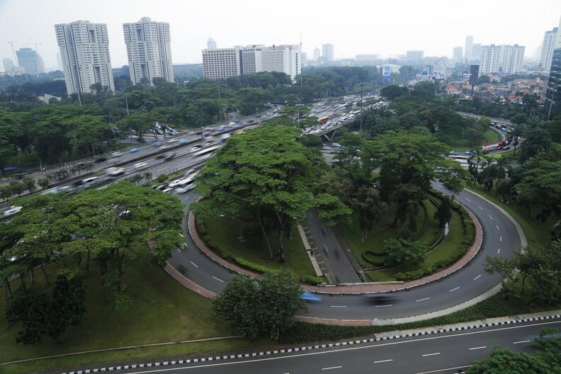 Foto Foto Suasana Jakarta Di Era 1962 - 1982 [MUST SEE]