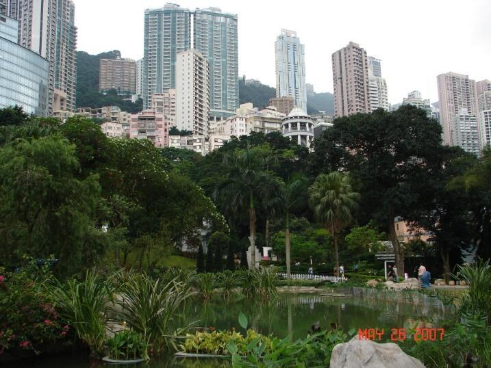 Peringkat Kota Dunia dengan Ruang Terbuka Hijau Terbanyak (Jakarta termasuk gan)