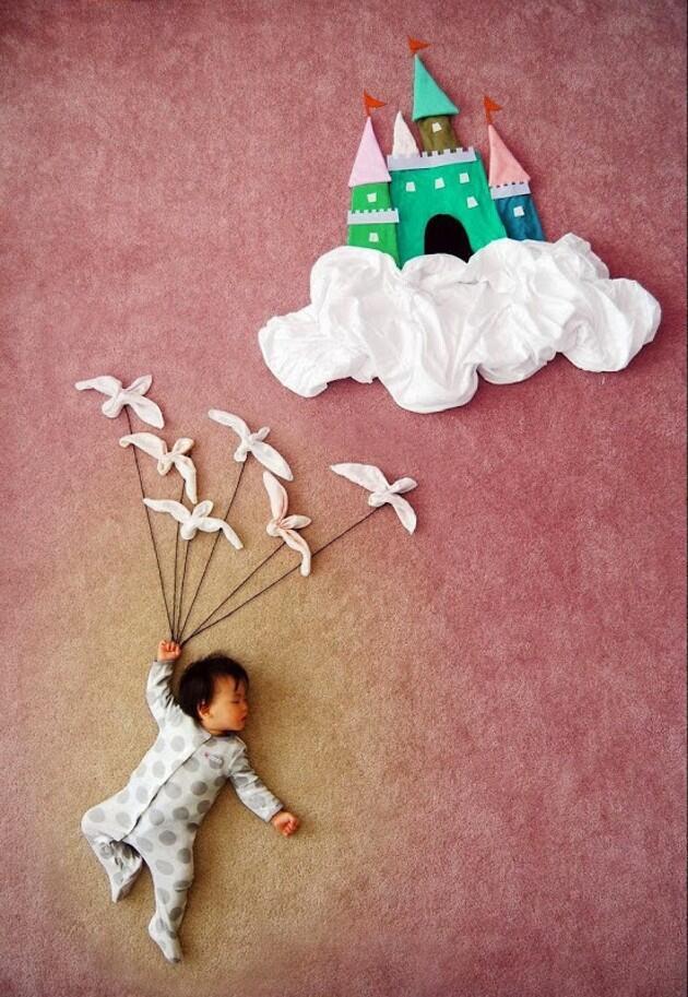 Tidur Sambil Berpetualang ke Negri Dongeng
