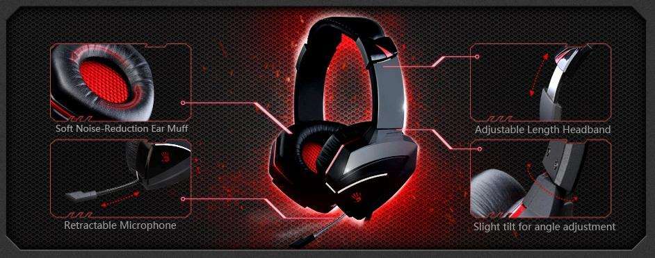 [VERDE] READY STOCK Bloody Gaming 7.1 Headset G501 BNIB