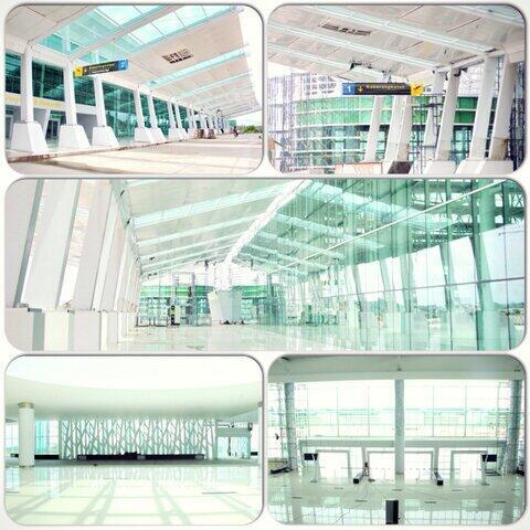 New Bandara Sepinggan Balikpapan (Pintu Gerbang Kaltim)