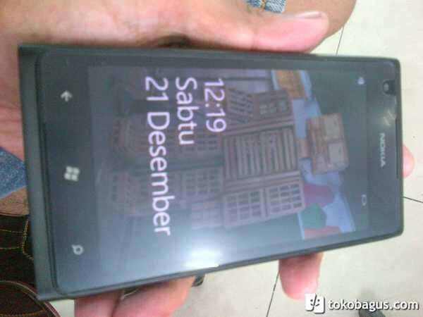 Lumia 900 Mulus 99% Resmi Nokia