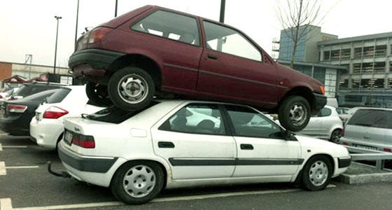 Tukang Parkir dan Minimarket, Bagaimana Pendapat Agan?