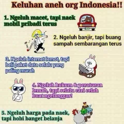YANG SUKA KOMENG NEGATIVE SOAL INDONESIA>>>>>MASUK KALO BERANI