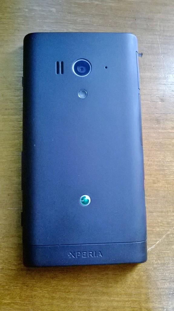 SONY Xperia Acro S Nego butuh duit buat beli Iphone 4S